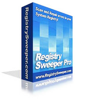Registry Sweeper Pro screenshot